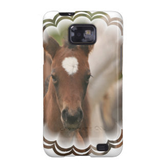 Horse Baby  Samsung Galaxy Case Samsung Galaxy SII Case