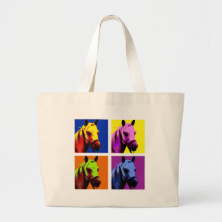 Horse Canvas Bags