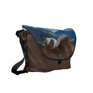 Horse Bag Messenger Bags