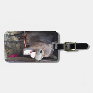 Horse Bag Tag