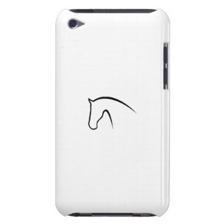 horse barely there iPod cases