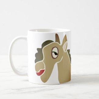 Horse Beauty Coffee Mug