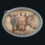 "Horse Belt Buckle<br><div class=""desc"">This belt buckle is a great gift for any horse lover.</div>"