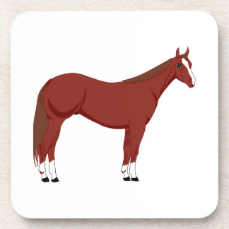 Horse Beverage Coaster