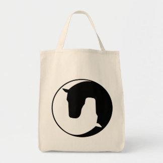 horse bolsa tela para la compra