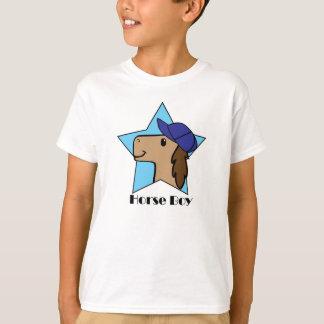 Horse Boy T-Shirt
