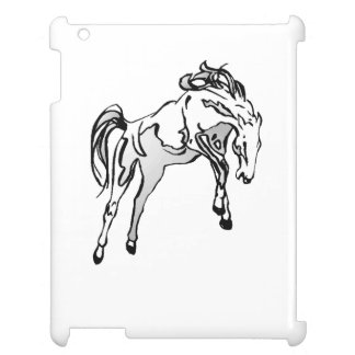 Horse Bucking Cover For The iPad