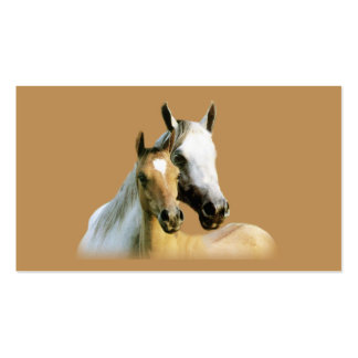 Horse Buddies Business Card