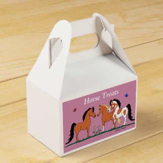 Horse Buddies Custom Gabel Gift Box