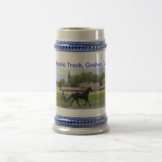 Horse & Buggy Beer Stein