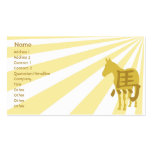 Horse - Business Business Cards