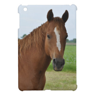 Horse by Tree Case For The iPad Mini