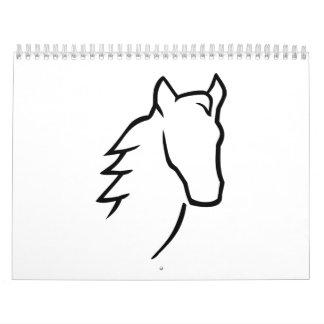 Horse Calendar