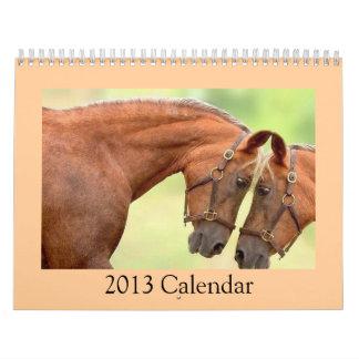 Horse Calendar 2013