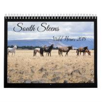 Horse Calendar 2018