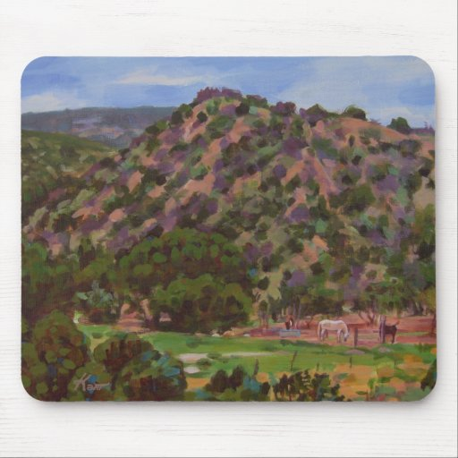 'Horse Canyon' Mouse Pads