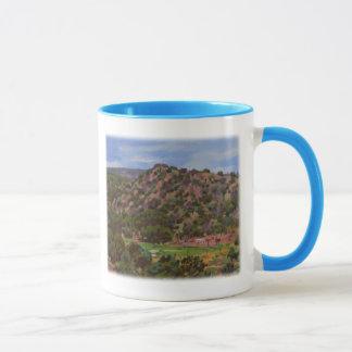 'Horse Canyon' Mug
