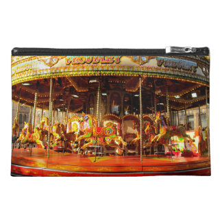 Horse Carousel london Baguette Bag Travel Accessories Bag