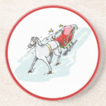 Horse & Carriage - Coaster