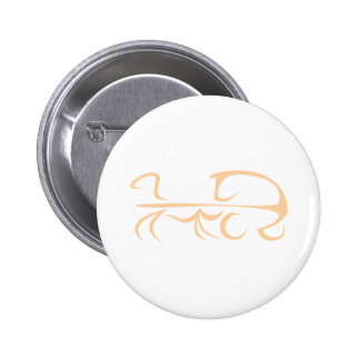 Horse Carriage in Swish Drawing Style Pins