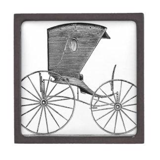 horse-carriages-3-hundred years.jpg caja de regalo de calidad