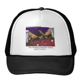 Horse Cartoon Gifts Tees & Collectibles Trucker Hat