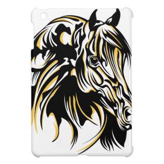 Horse Case Savvy Glossy iPad Mini Case