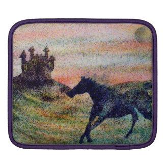 Horse & Castle Rickshaw iPad Sleeve