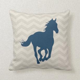 Navy And Grey Pillows Decorative Amp Throw Pillows Zazzle