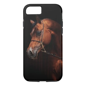 anakondasp horse collection. arabian bay iPhone 7 case