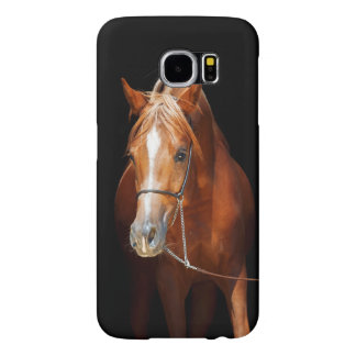 horse collection. arabian red samsung galaxy s6 case