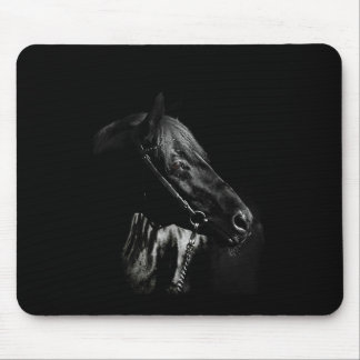 horse collection mouse pad