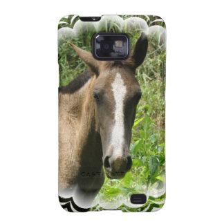 Horse Colt  Samsung Galaxy Case Galaxy SII Cases