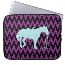 horse computer sleeve