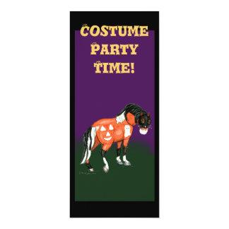 Horse Costume Party Invitation