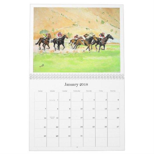 Horse Country Calendar