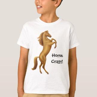 Horse Crazy Kids T-Shirt