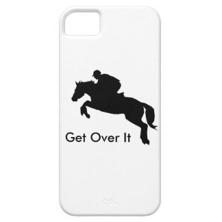 Horse Cross-Country Eventing iPhone SE/5/5s Case
