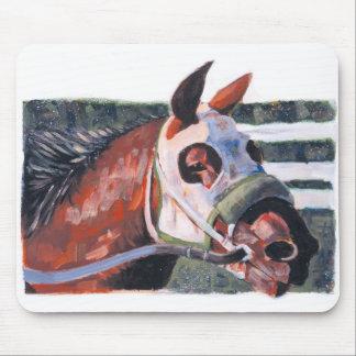 horse' cuello alto res de s tapetes de raton