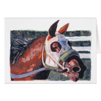 horse' cuello alto res de s felicitacion