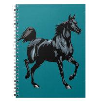 Horse Custom Notebook