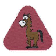 Horse cute animal motifs speaker