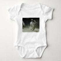 HORSE DANCE BABY BODYSUIT