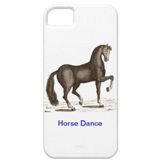 Horse Dance - DANCING HORSE iPhone 5 Cover