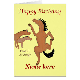 dance themed greeting cards  zazzle, Birthday card