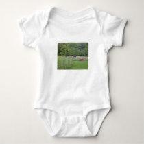 Horse Design Childs Baby Bodysuit