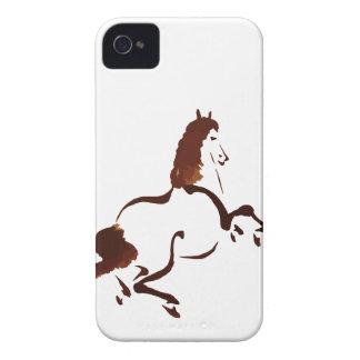 Horse Design iPhone 4 Case-Mate Case