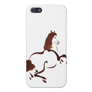 Horse Design iPhone SE/5/5s Cover