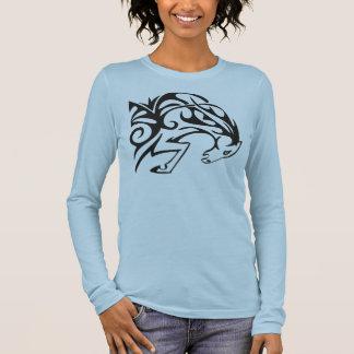 Horse Design Long Sleeve T-Shirt