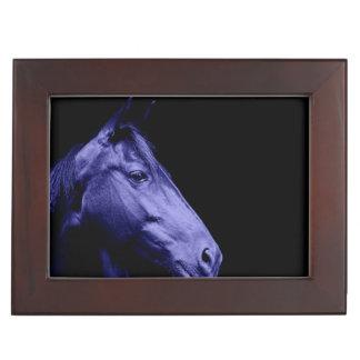 Horse Design Memory Boxes